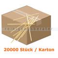Spieße NatureStar BIO Rouladenspeile Birke 20000 Stück