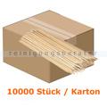 Spieße NatureStar BIO Schaschlikspieße Bambus 10000 Stück