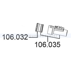 Sprintus Anschluss inkl. Muffe 106032