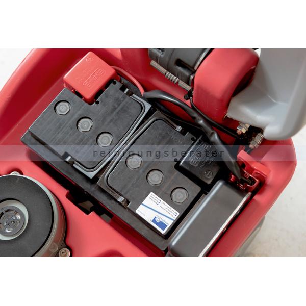 Sprintus Batterie für Scheuersaugmaschine Tortuga und Camira 12 V / 50 Ah, für Sprintus Tortuga und Camira 210121
