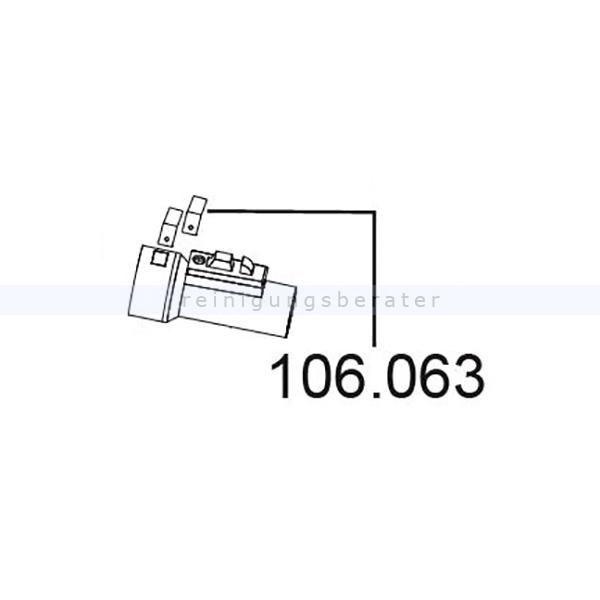 Sprintus Clip für Saugschlauchanschluss 106035
