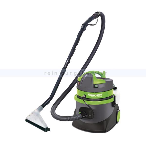 Sprühextraktionsgerät Cleancraft flexCAT 116 PD