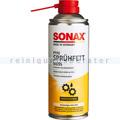 Sprühfett SONAX PTFE SprühFett weiß 400 ml