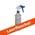 Zusatzbild Sprühflasche Diversey Sprint Glass conc Leerflasche 750 ml