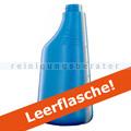Sprühflasche ohne Sprühkopf blau Leerflasche 600 ml