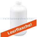 Sprühflasche ohne Sprühkopf Kunststoff weiß 500 ml