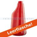 Sprühflasche ohne Sprühkopf rot Leerflasche 600 ml