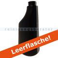 Sprühflasche ohne Sprühkopf schwarz Leerflasche 600 ml