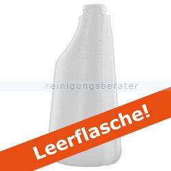 Sprühflasche ohne Sprühkopf transparent Leerflasche 600 ml