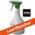 Zusatzbild Sprühflasche Profi Pumpsprüher lebensmittelecht 1 L