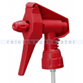 Sprühpistole 2-WAY Tex Spray Sprühkopf rot