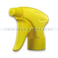 Sprühpistole DURASPRAY gelb mit 25 cm Ansaugrohr