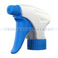 Sprühpistole DURASPRAY weiß/blau mit 25 cm Ansaugrohr