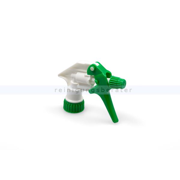 Sprühpistole Tex Spray weiss/grün mit 25 cm Ansaugrohr