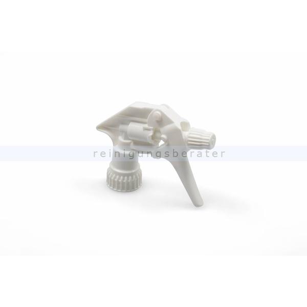 Sprühpistole Tex Spray weiss/weiss mit 17 cm Ansaugrohr