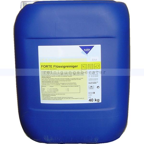 Spülmaschinenreiniger Kleen Purgatis Forte 40 kg