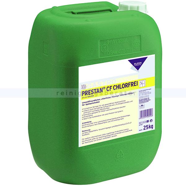 Spülmaschinenreiniger Kleen Purgatis Prestan Chlorfrei 25 kg