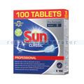 Spülmaschinentabs Diversey SUN All-in-1-Tablets ECO 100 Tabs
