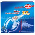 Spülmaschinentabs Oro frisch-aktiv 12-in-1 22 Tabs