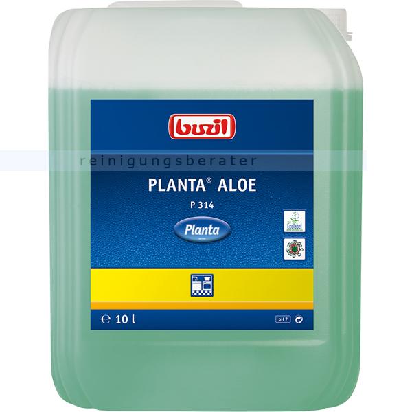 Buzil Spülmittel P314 Planta Aloe 10 L Geschirrspülmittel P314-0010R1