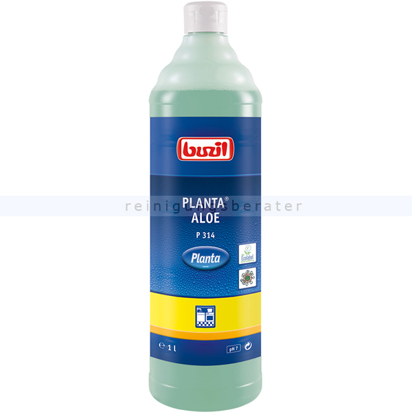 Spülmittel Buzil P314 Planta Aloe 1 L Geschirrspülmittel P314-0001R1