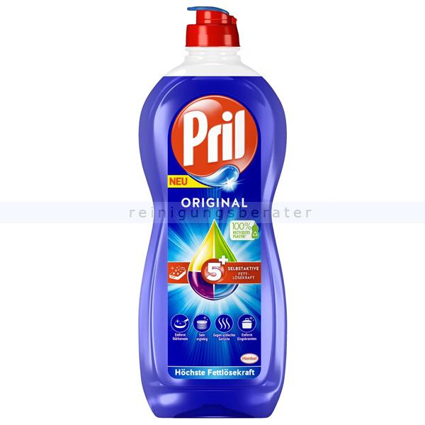 Henkel Spülmittel Pril 5 Plus original 675 ml Konzentrat A12946