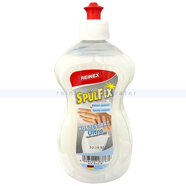 Spülmittel Reinex Spülfix Balsam 500 ml Handspülmittel-Konzentrat mild und pflegend 0085