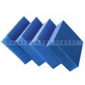 Spülschwamm Color Clean HACCP 4 Stück blau