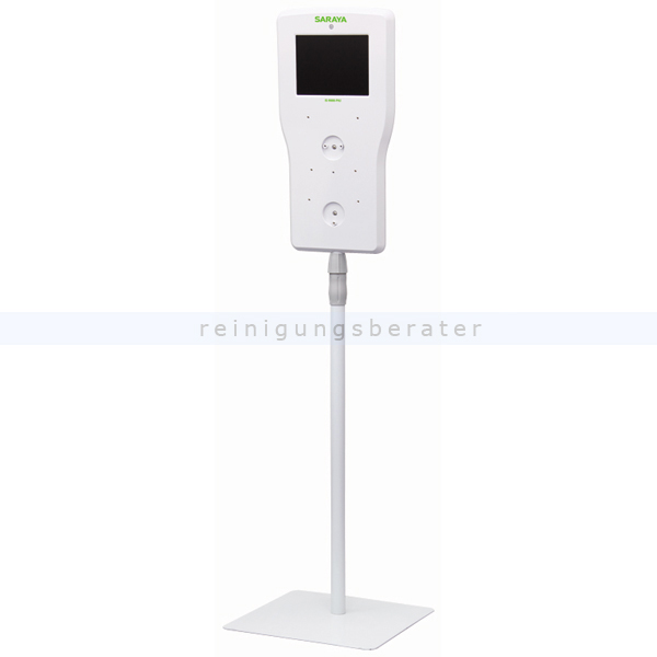 Ständer für Saraya UD 9000 Sensorspender, mit Bildschirm