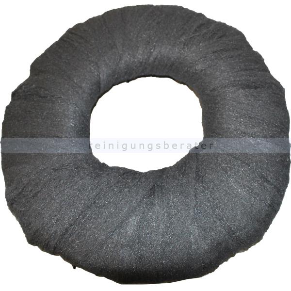 ReinigungsBerater Stahlwollpad fein Stahlwollring 16 Zoll 406 mm Zum professionellen Reinigen, Pflegen und Polieren 609ST16
