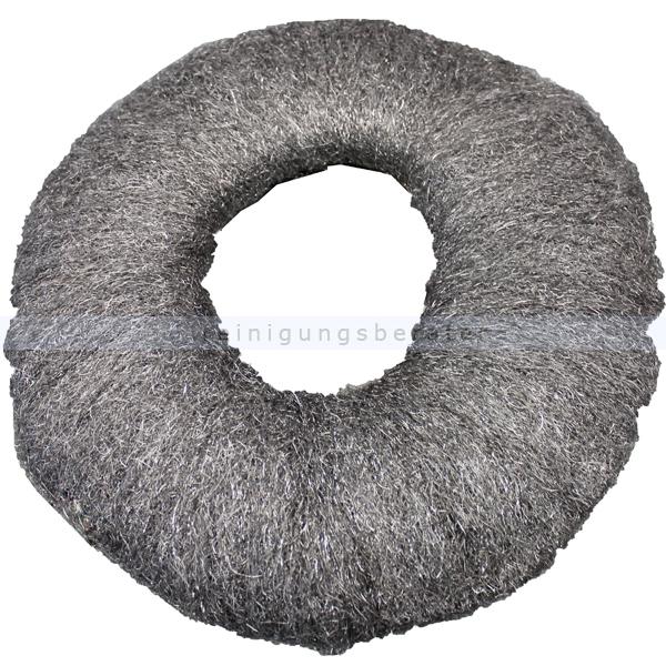 ReinigungsBerater Stahlwollpads grob Stahlwollring 16 Zoll 406 mm für die Kristallisation 609ST16/1