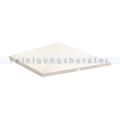 Standascher Ascher-Papierkorb-Spitze (geschlossen) Edelstahl