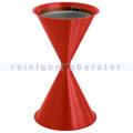 Standascher für Sandbefüllung rot
