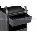 Standascher Rossignol Schublade für Kopa 6 L/30 L grau