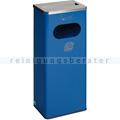 Standascher VAR Abfallsammler eckig 32 L enzianblau