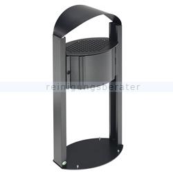 Standascher VAR AG 120 Standgerät antik-silber 15 L