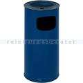 Standascher VAR H 71 K Abfallsammler rund 44 L enzianblau