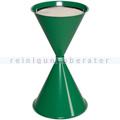 Standascher VAR Kegelascher mit Einlegeteil grün