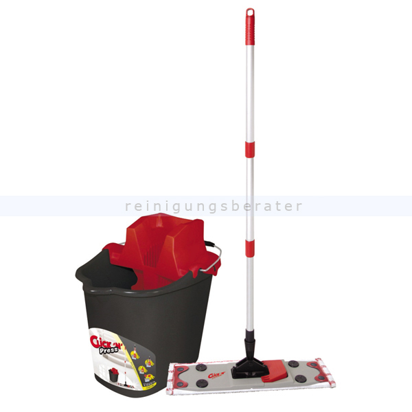 staubsauger hitachi cv 300 rot mit sprintus 3in1 mop set. Black Bedroom Furniture Sets. Home Design Ideas