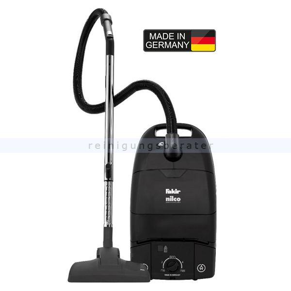 Nilco Sento PRO 4 M Spezial Back-Shop Staubsauger 2-lagiger Spezialbeutel, HEPA Motorfilter und Ausblasfilter 3666003