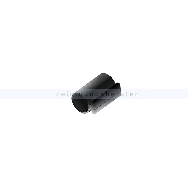 Staubsaugeradapter Fimap Schlauchhalter Clip 32 mm Anschluss, schwarz 439820