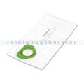 Staubsaugerbeutel Cleancraft Filterbeutel 3 L, 5 Stück