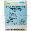 Staubsaugerbeutel Nilco Papierfilter-Set 1107-1417E