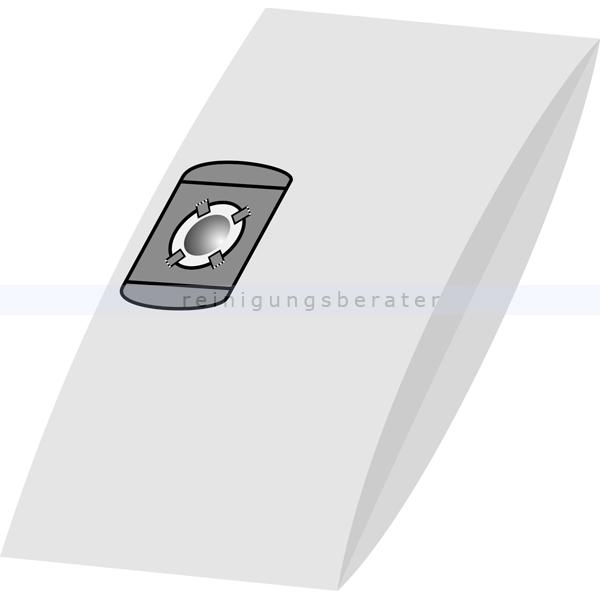 ReinigungsBerater Staubsaugerbeutel Papierfilterbeutel 10 Stück für STIHL passend für STIHL SE 61, 61 E, 62 E