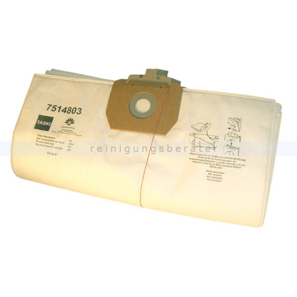 Staubsaugerbeutel Taski aus Vlies, 10 Stück Staubsaugerbeutel für Vento 8, 10 Stück/Pack 7514803