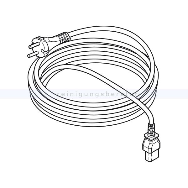 Staubsaugerkabel Lavor Netzkabel Schuko f. Silent Whisper V8
