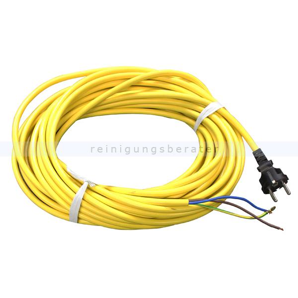 Staubsaugerkabel Numatic Zuleitung 3-adrig 15 m gelb, 15 m x 1,50 mm 310077