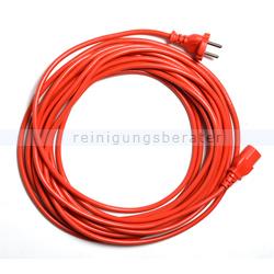 Staubsaugerkabel Sprintus Kabel 12 m rot