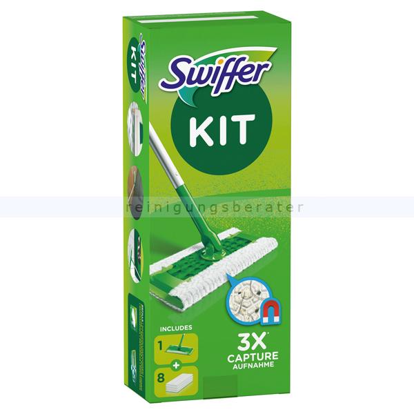 Staubwedel P&G Swiffer System Starter Kit Bodenwischer