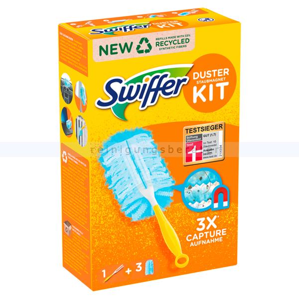 Staubwedel Swiffer Staubmagnet Starterset Kit